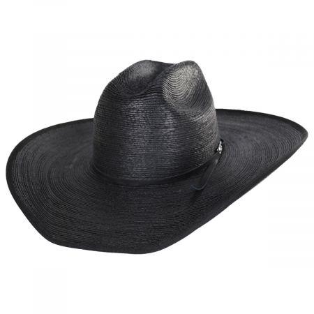 Vaquero 10X Palm Straw Western Hat