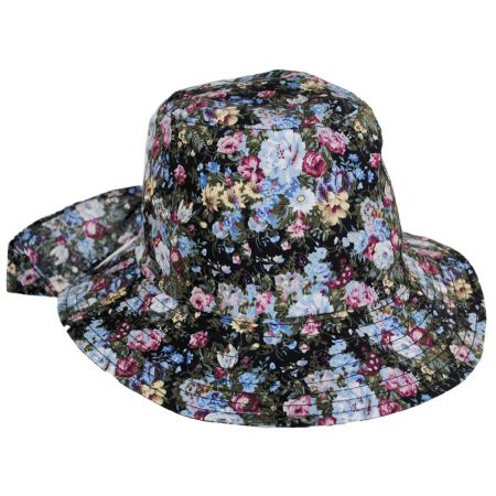 Knotted Cotton Cloche Hat alternate view 5