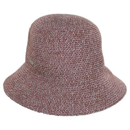 Gossamer Toyo Straw Blend Cloche Hat alternate view 17