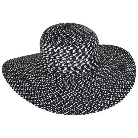 Alice Toyo Straw Blend Swinger Hat