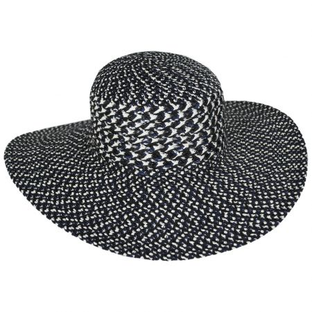 Betmar Alice Toyo Straw Blend Swinger Hat