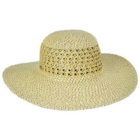 Alice Toyo Straw Blend Swinger Hat alternate view 5