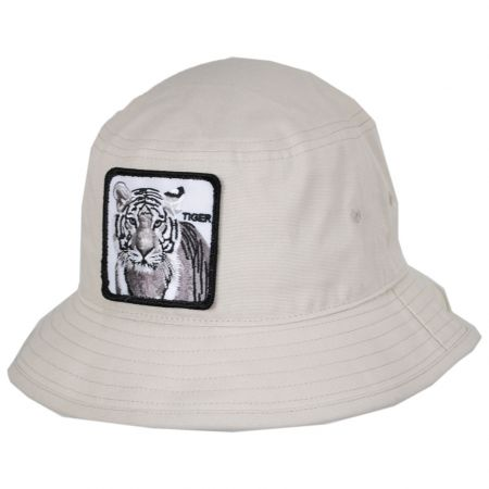 Tiger Cotton Bucket Hat alternate view 5