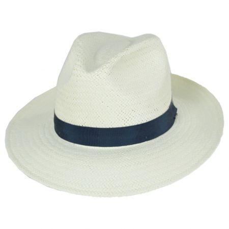 Rothney Raindura Straw Fedora Hat alternate view 9