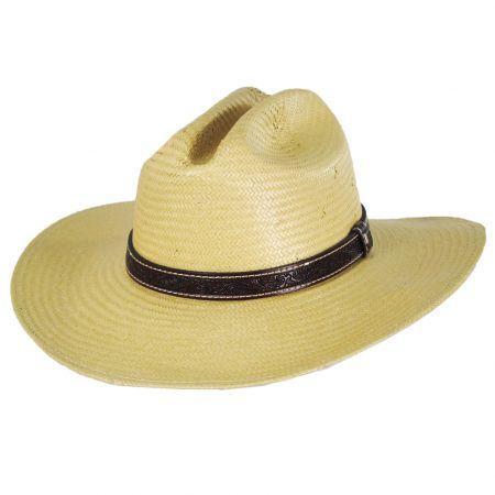 Fender Paycheck Toyo Straw Cowboy Hat