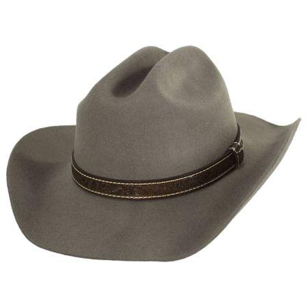Fender Paycheck Wool Felt Cowboy Hat