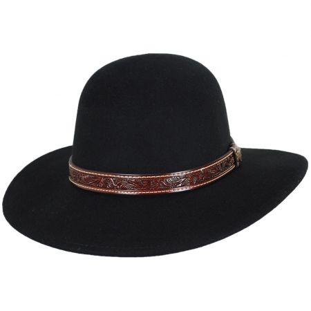 Brixton Hats Fender Wool Felt Tiller Hat