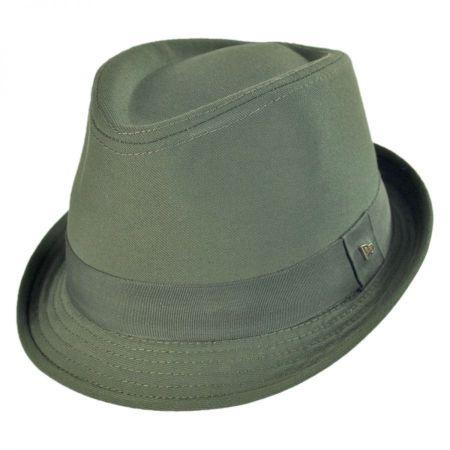 Ragtime Fedora Hat