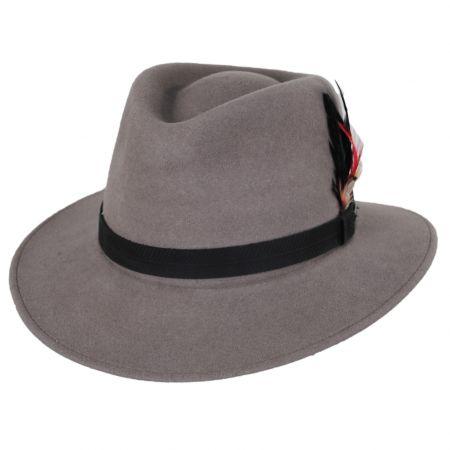 Abbott Lanolux Wool Felt Fedora Hat alternate view 29