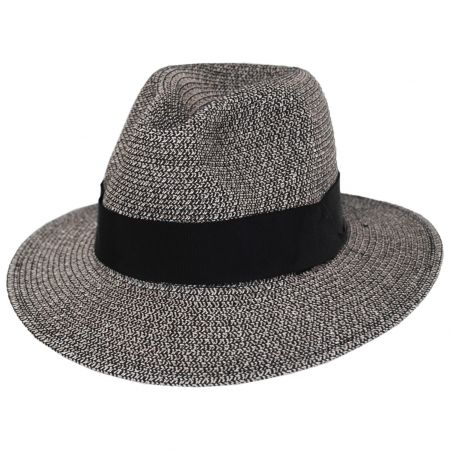 Mullan Toyo Straw Blend Safari Fedora Hat alternate view 25