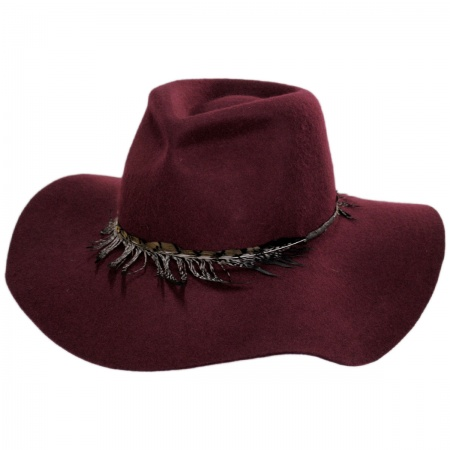 Scala Pheasant Trim Safari Hat