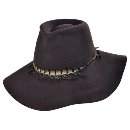 Pheasant Trim Safari Hat