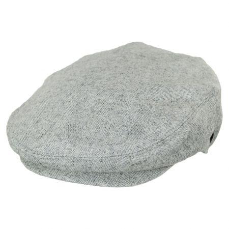 Jaxon Hats Tecolote Herringbone Wool Blend Ivy Cap