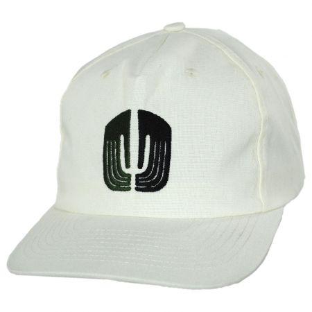 Seager Community Hemp/Cotton Blend Snapback Baseball Cap