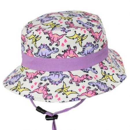 Kids' Jurassic Bucket Hat alternate view 5