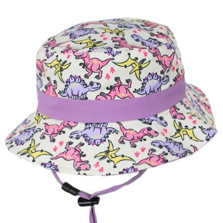Scala Kids' Jurassic Bucket Hat