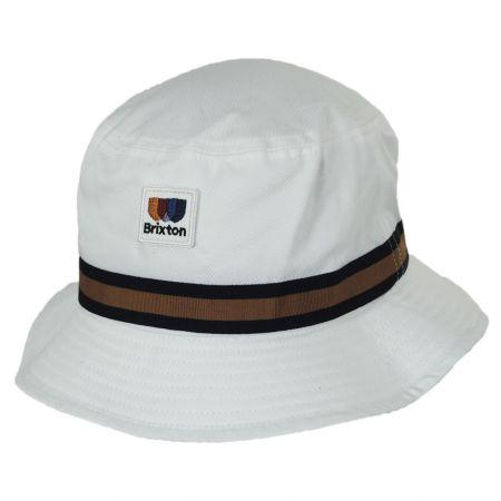 Alton Cotton Bucket Hat alternate view 5