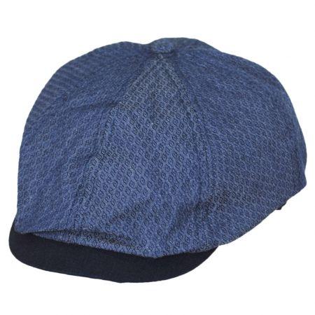 Stetson Powel Cotton Newsboy Cap