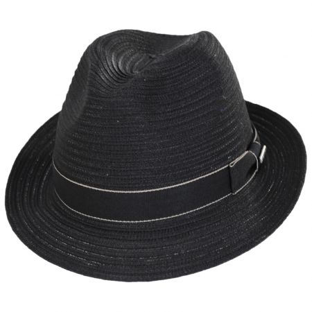 Stetson Oreille Cotton Blend Trilby Fedora Hat
