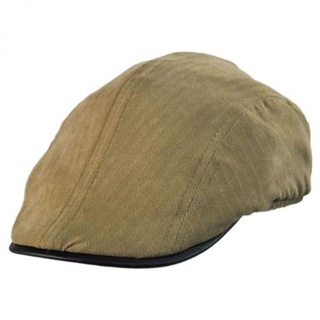 Twill Ivy Cap with Earlap