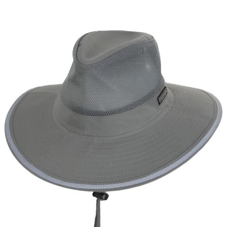 No Fly Zone Preserver HyperKewl Aussie Hat alternate view 6