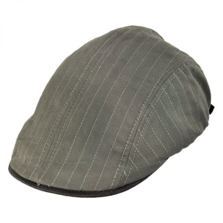 Washed Twill Ivy Cap with Earlap