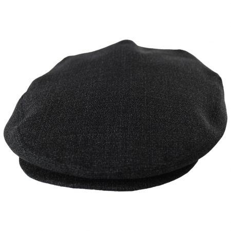 Baskerville Hat Company Branson Tweed Wool Ivy Cap