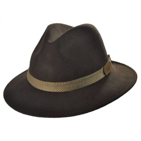 Crushable Safari Hat