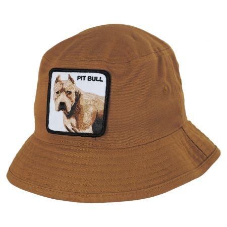Pit Bull Cotton Bucket Hat