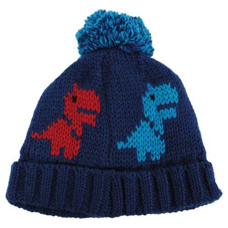 Toddlers Dinosaur Beanie Hat