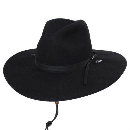Holden Crushable Wool Felt Aussie Hat