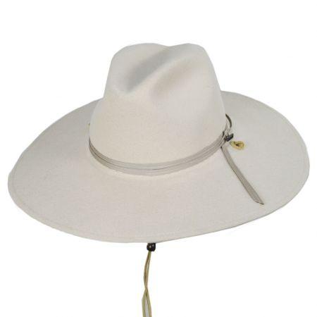 Holden Crushable Wool Felt Aussie Hat alternate view 13