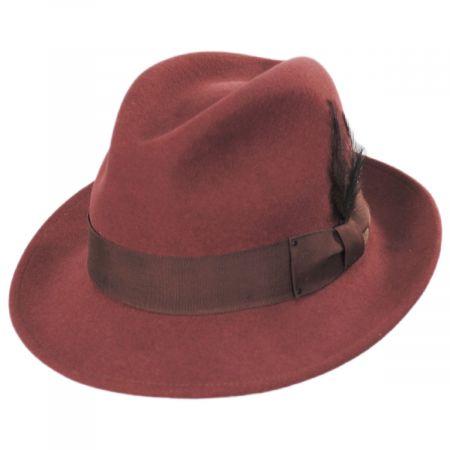 Blixen Wool LiteFelt Fedora Hat