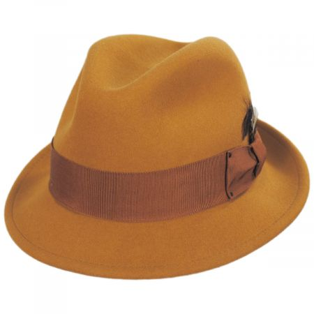 Tino Wool Felt Trilby Fedora Hat