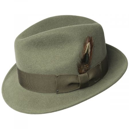 Tino Wool Felt Trilby Fedora Hat alternate view 4