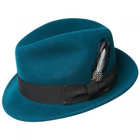 Tino Wool Felt Trilby Fedora Hat alternate view 6