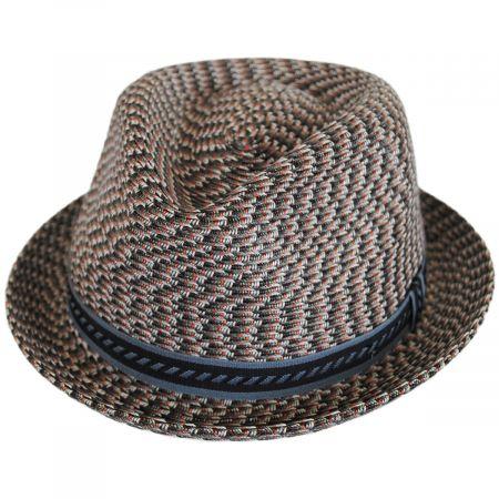 Mannes Poly Braid Fedora Hat alternate view 8