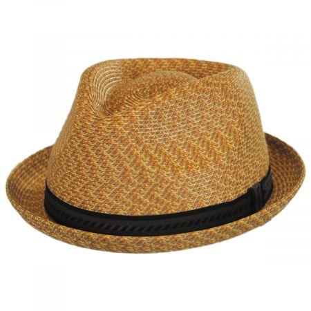 Mannes Poly Braid Fedora Hat alternate view 7