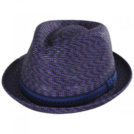 Mannes Poly Braid Fedora Hat alternate view 6
