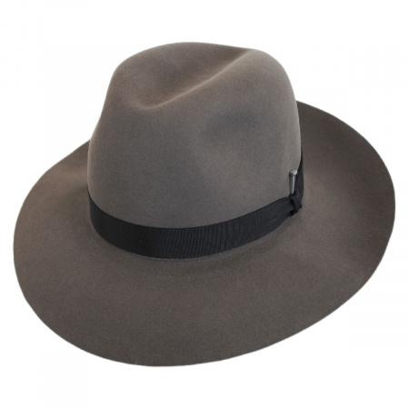 Ralat Superior Fur Felt Fedora Hat
