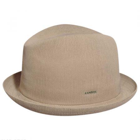 Kangol Tropic Playa Stingy Brim Fedora Hat