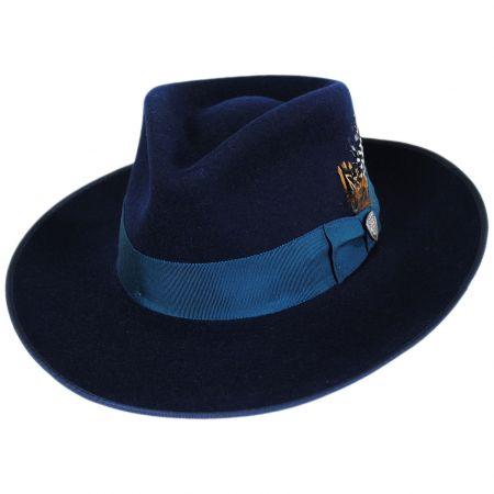 Cool Kid Wool Felt Fedora Hat