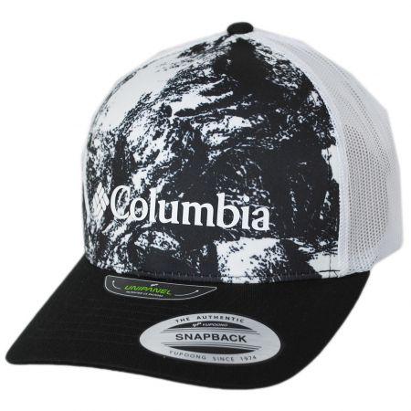 Columbia Sportswear Punchbowl Trucker Snapback Baseball Cap