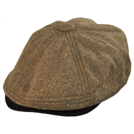 EK Collection by New Era Don Gatsby Newsboy Cap