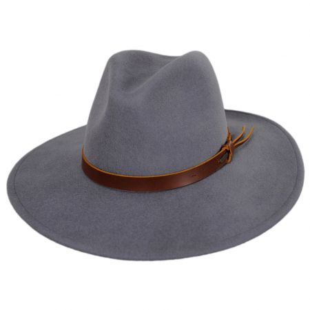 Field Proper Wool Felt Fedora Hat alternate view 61