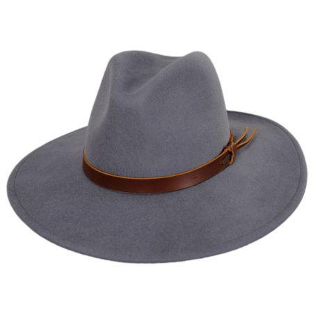 Field Proper Wool Felt Fedora Hat alternate view 79