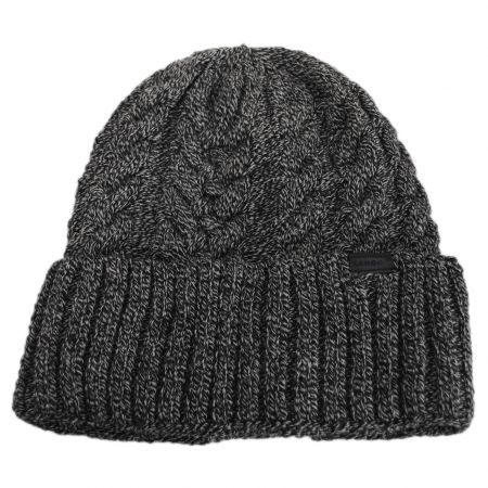 Kangol Cable Knit Beanie Hat