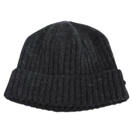 Kangol Pull-On Lambswool Beanie Hat