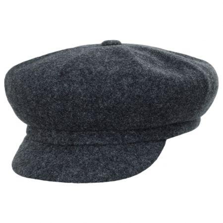 Kangol Spitfire Wool Newsboy Cap