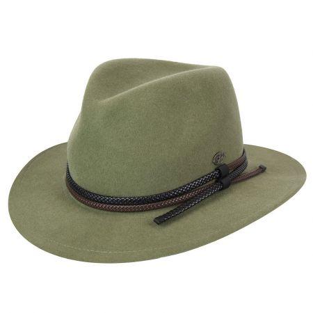 Nelles LiteFelt Wool Fedora Hat alternate view 21